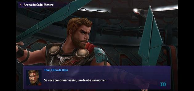 Jogo Marvel Future Fight