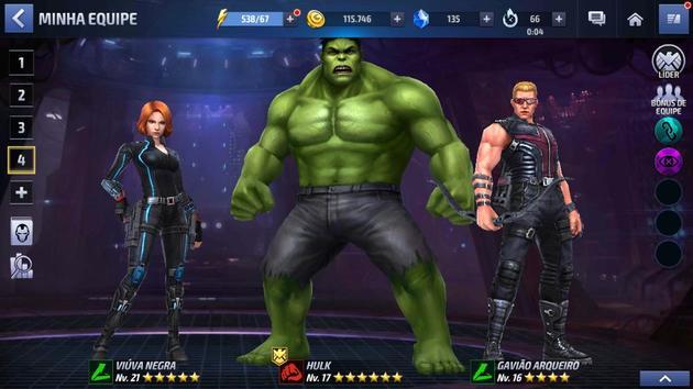 MFF: Hulk and Black Widow