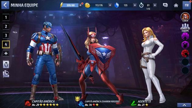 MFF - Captain America, Agent 13 and Carter