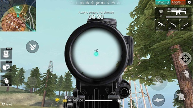 Abater Drone Free Fire