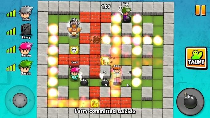 bomber friends mobile
