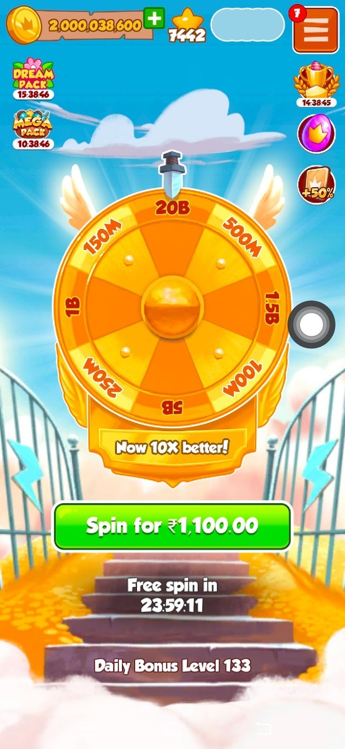 Coin Master Bonus
