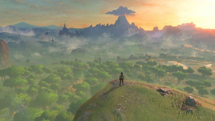 Melhores jogos de mundo aberto