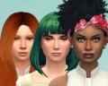 Os melhores cabelos personalizados para o The Sims 4