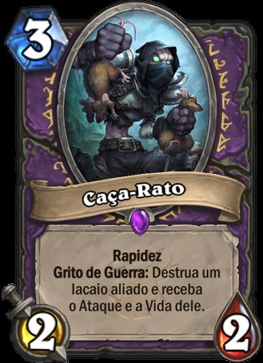 Caça-Rato - Hearthstone