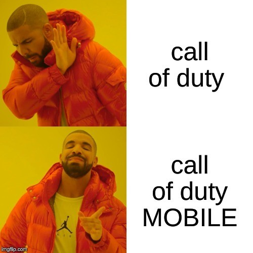 Meme - Call of Duty - Mobile