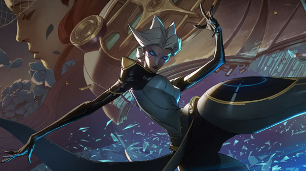 Camille - League of Legends