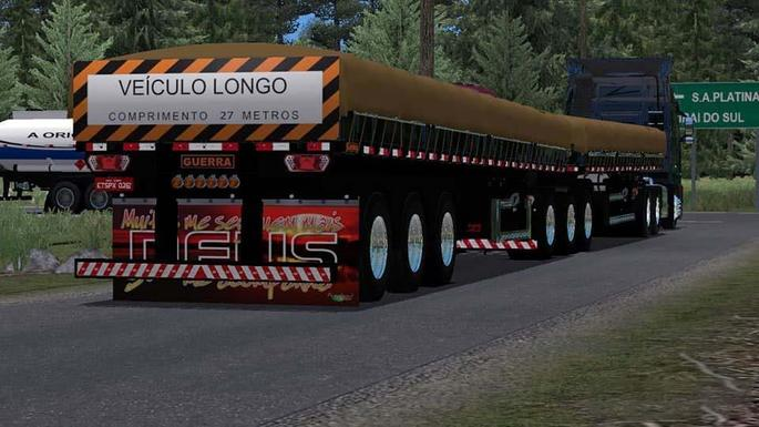 caminhão brasileiro eurotruck