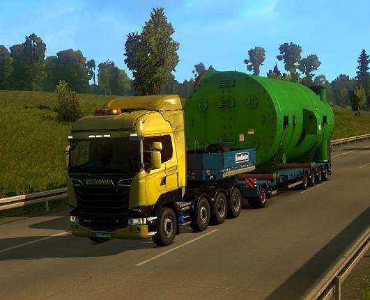 caminhão da gasolina