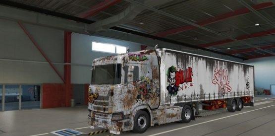 caminhão do joker