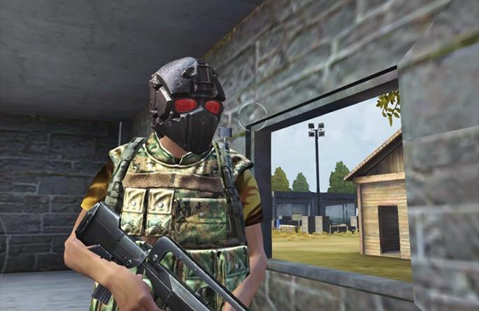 capacet nível 4 Free Fire