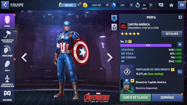 MFF - Captain America
