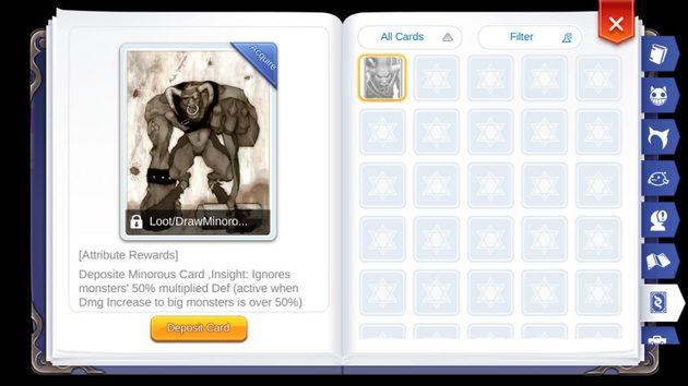Cards - Ragnarok M