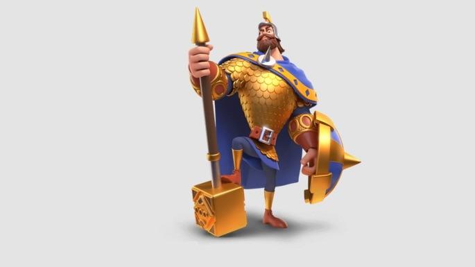 Melhores comandantes Rise of Kingdoms