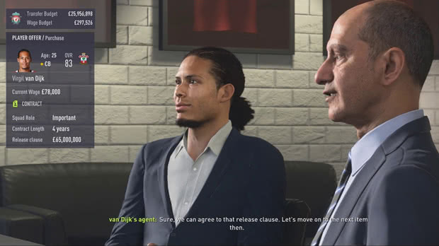 FIFA 18 contratar jogadores bons