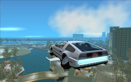 Carro voador GTA Vice City mod