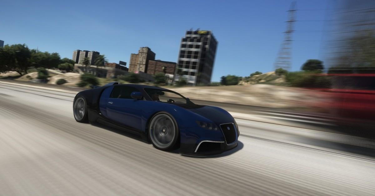 GTA V: confira os 10 carros mais rápidos e onde os pegar - Liga dos