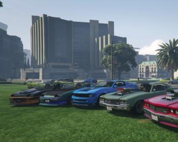 33 carros raros para encontrar em GTA V Online!
