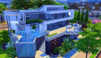 Aprenda a construir a casa dos seus sonhos em The Sims 4