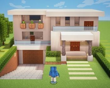 10 ideias de casas em Minecraft para você se inspirar!