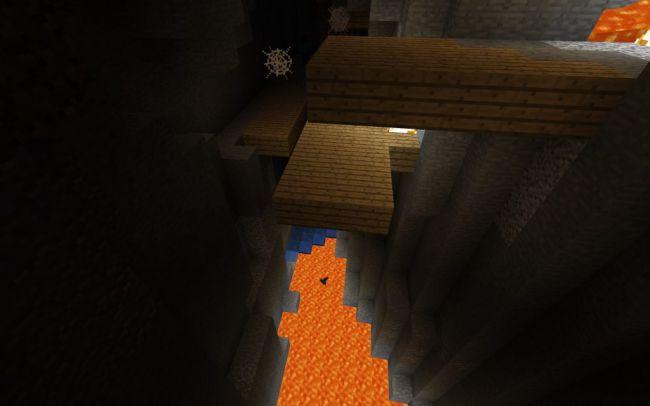 Minas del herrero - Semillas minecraft