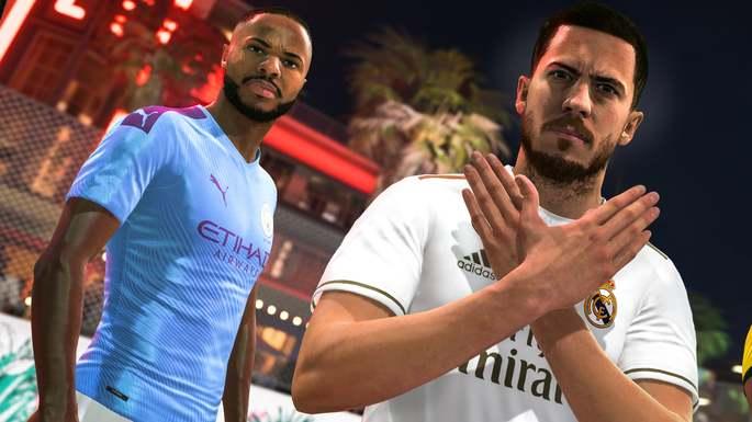 Celebrações novas FIFA 20