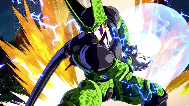 Cell - Dragon Ball Fighter Z