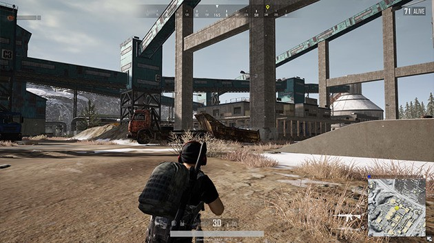 Cement Factory Vikendi