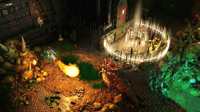 Chaosbane - Jogos estilo Diablo
