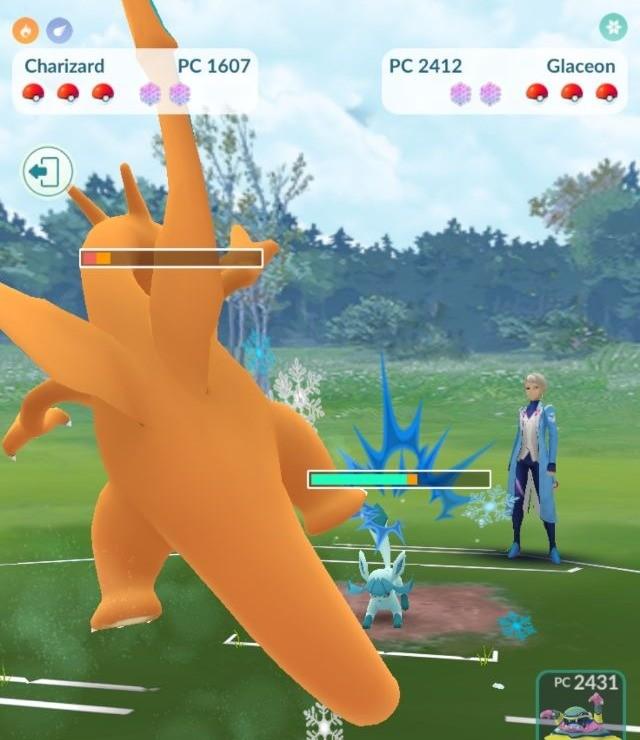 Charizard - Pokémon GO