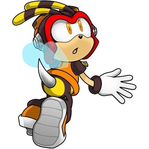 charm bee sonic