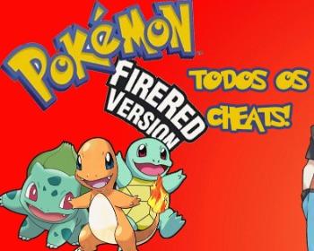 Cheats de Pokémon Fire Red: todos os Pokémon, itens e dinheiro infinito