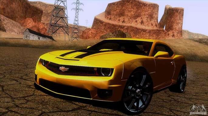 GTA SA Carros Chevrolet