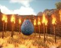 ARK: Survival Evolved - Como pegar e chocar um ovo de dinossauro!