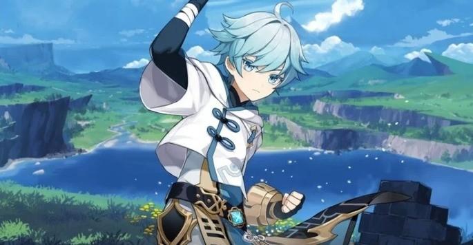 Melhores personagens - Genshin Impact