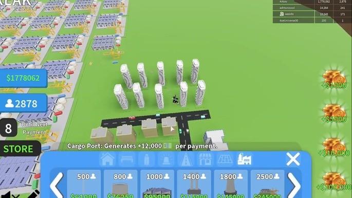 Melhores jogos de cidade - Roblox