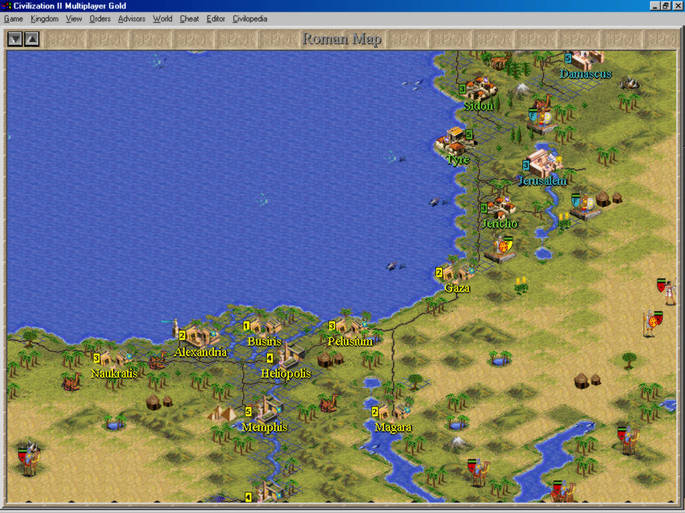 Civilization II PC