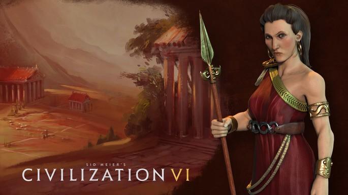 civilization vi líderes