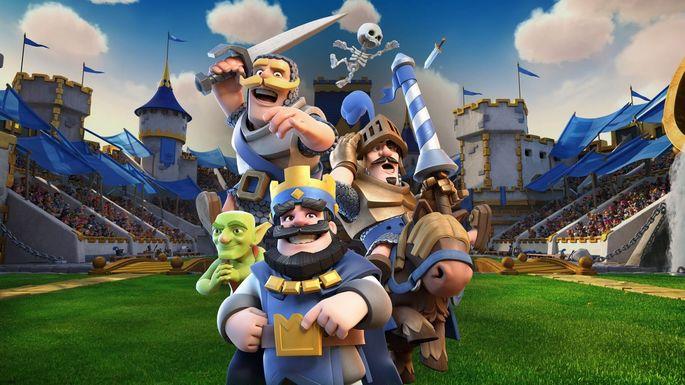 clash royale jogos legais