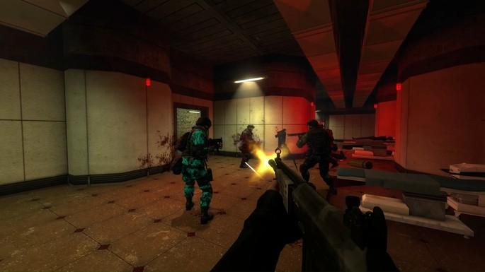 Jogos de FPS para PC Fraco