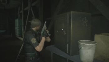 Códigos para os cofres, cadeados e estátuas de Resident Evil 2 Remake!