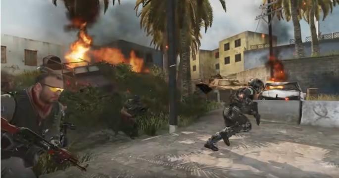 Call of Duty Mobile - MME - Avançar