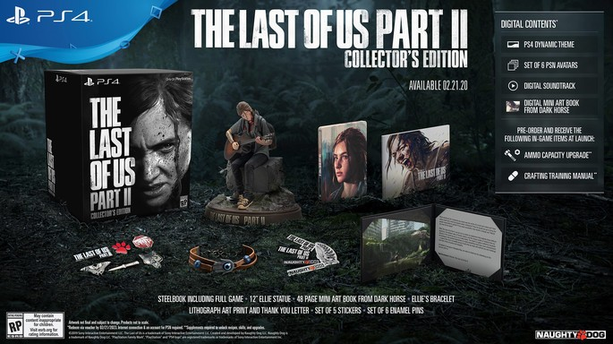 Collector's Edition The Last of Us 2