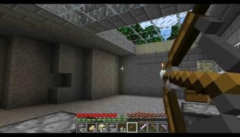 Aprenda como fazer Arco e Flecha no Minecraft!
