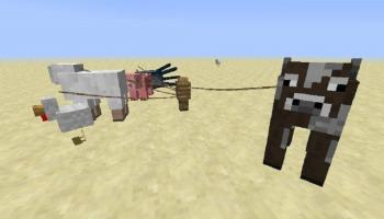 Como fazer uma Corda (Laço) no Minecraft!