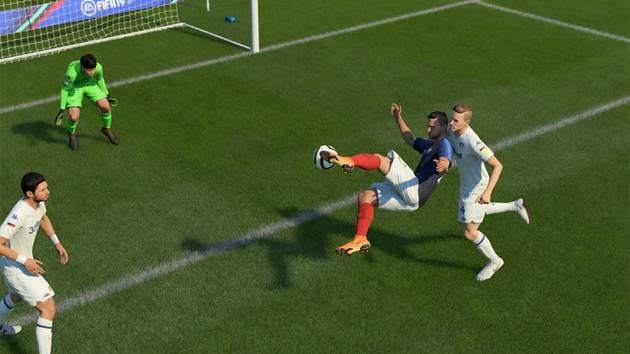 como fazer gols fifa 19
