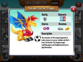 Como fazer o Dragão Futebol em Dragon City!