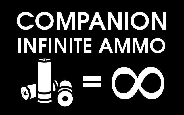 Companions munição infinita mod fallout 4