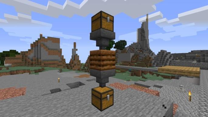 Compositera - Minecraft