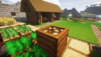 Composteira em Minecraft: como fazer, para que serve e como usar!